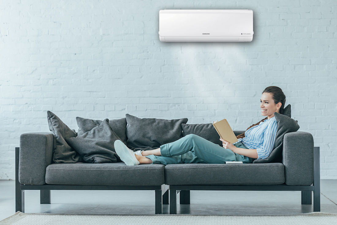 Relax in the comfort of your own home, with a brand new Air-Conditioner from our Wholesale Shop